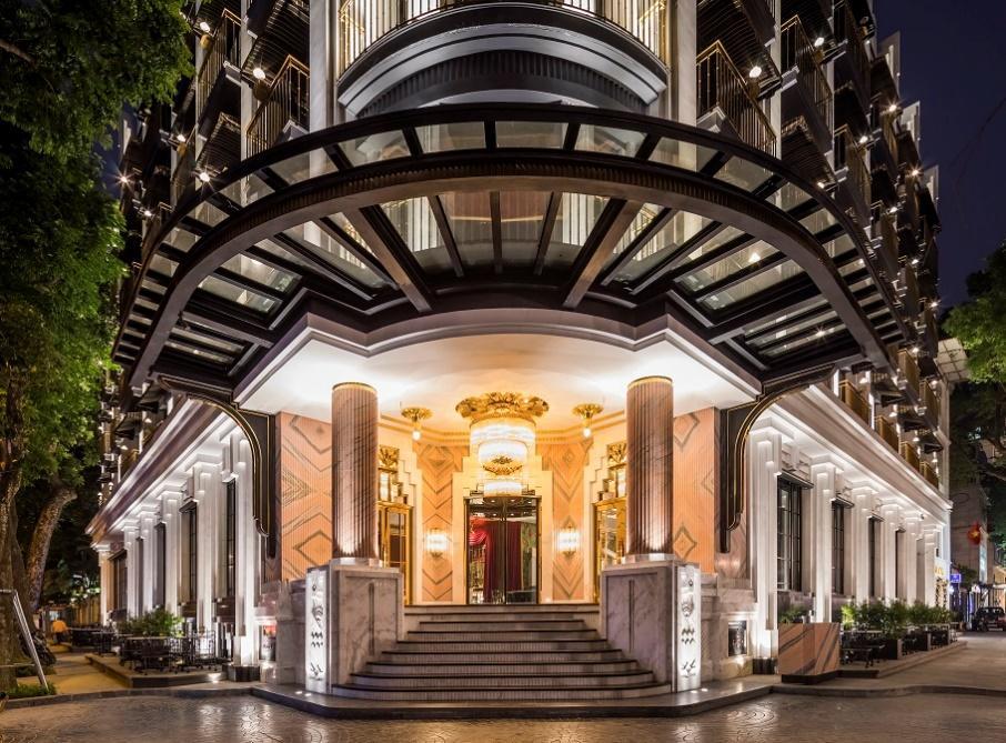 Khám phá 2 khách sạn phong cách Đông Dương độc đáo tại Việt Nam - Ảnh 1.