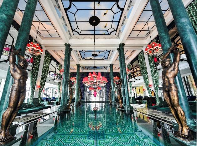 Khám phá 2 khách sạn phong cách Đông Dương độc đáo tại Việt Nam - Ảnh 12.