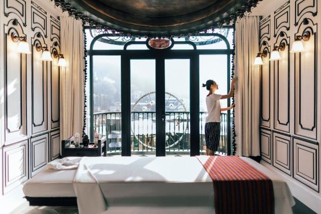 Khám phá 2 khách sạn phong cách Đông Dương độc đáo tại Việt Nam - Ảnh 13.