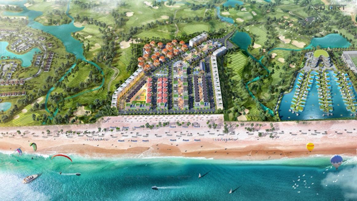 Western Village FLC Quảng Bình – Tâm điểm sầm uất phong cách miền viễn Tây Hoa Kỳ - Ảnh 1.