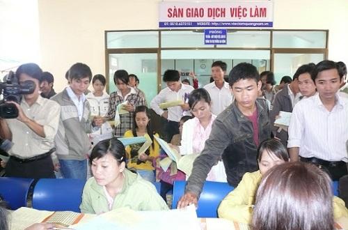 Quảng Nam giải quyết kịp thời, hiệu quả các chính sách trợ cấp thất nghiệp - Ảnh 1.