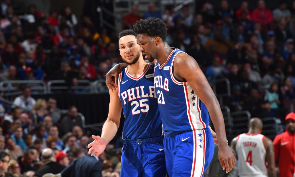 """NBA Media Day: Philadelphia 76ers tuyên bố """"bịt"""" mọi đường thoát thân của Ben Simmons - Ảnh 3."""