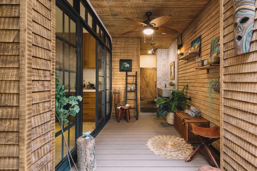 Ngôi nhà 36m² vừa đẹp vừa tiện ích dành cho gia đình 3 thế hệ - Ảnh 13.