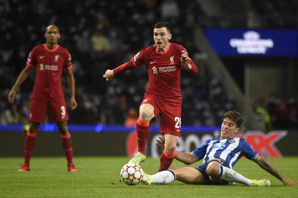 Tam tấu Salah - Mane - Firmino thay nhau lập công, Liverpool đại thắng ở Champions League - Ảnh 3.