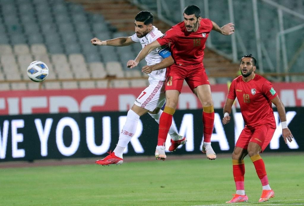 Iran chật vật thắng đối thủ kém 54 bậc trên bảng xếp hạng FIFA - Ảnh 1.