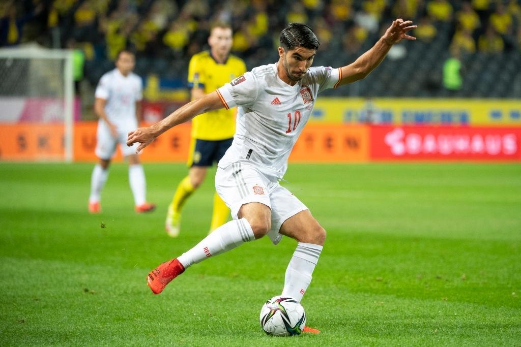 Hàng tiền vệ mắc sai lầm, Tây Ban Nha ngậm ngùi nhận thất bại 1-2 trước Thụy Điển - Ảnh 1.