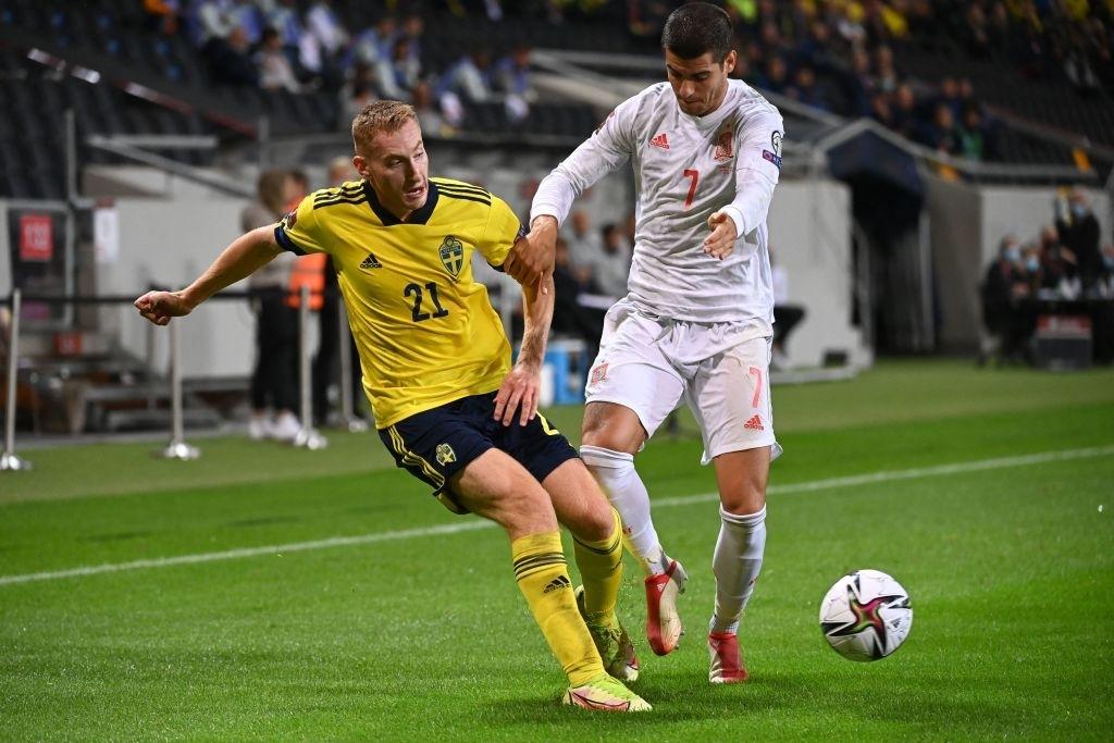 Hàng tiền vệ mắc sai lầm, Tây Ban Nha ngậm ngùi nhận thất bại 1-2 trước Thụy Điển - Ảnh 4.