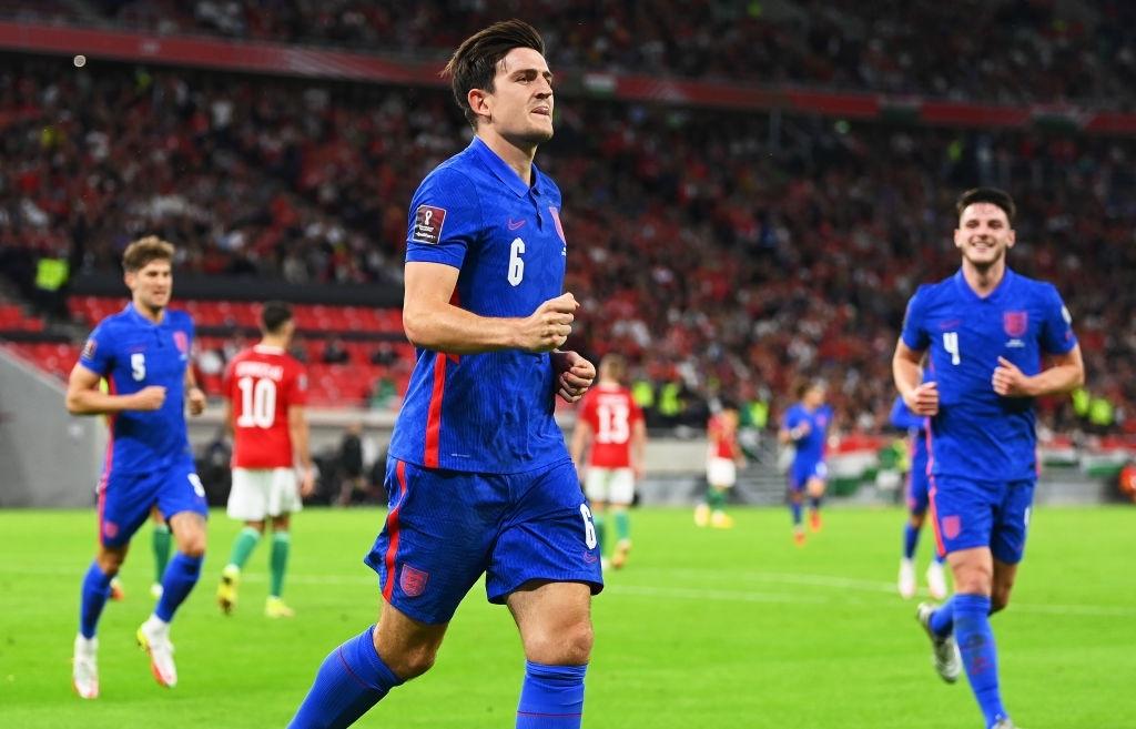 Pha phối hợp tốt của Shaw và Maguire, hai cầu thủ của Man United