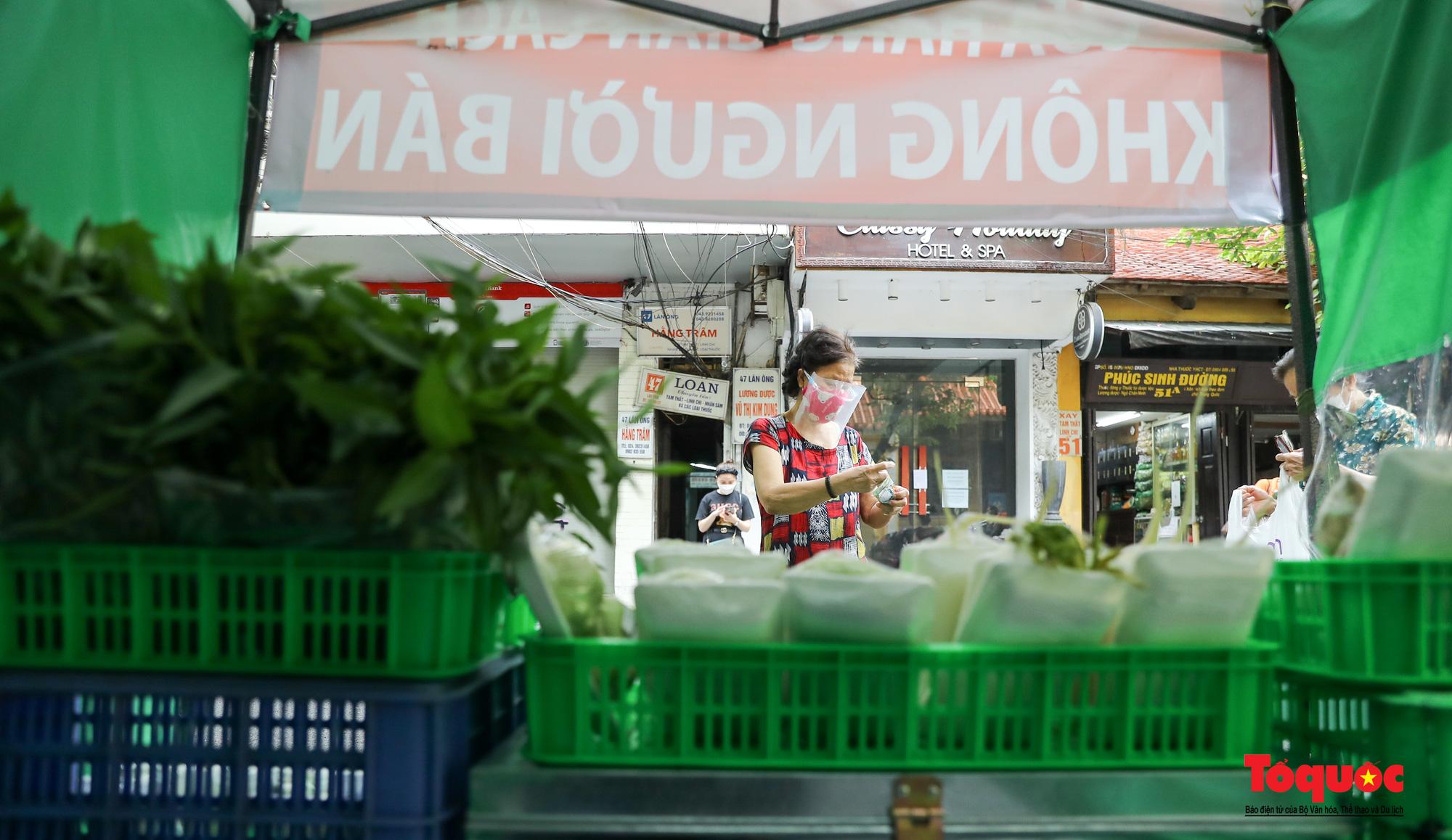 Hà Nội: Cửa hàng thiết yếu không người bán, người mua cũng không cần phải trả tiền ngay - Ảnh 10.