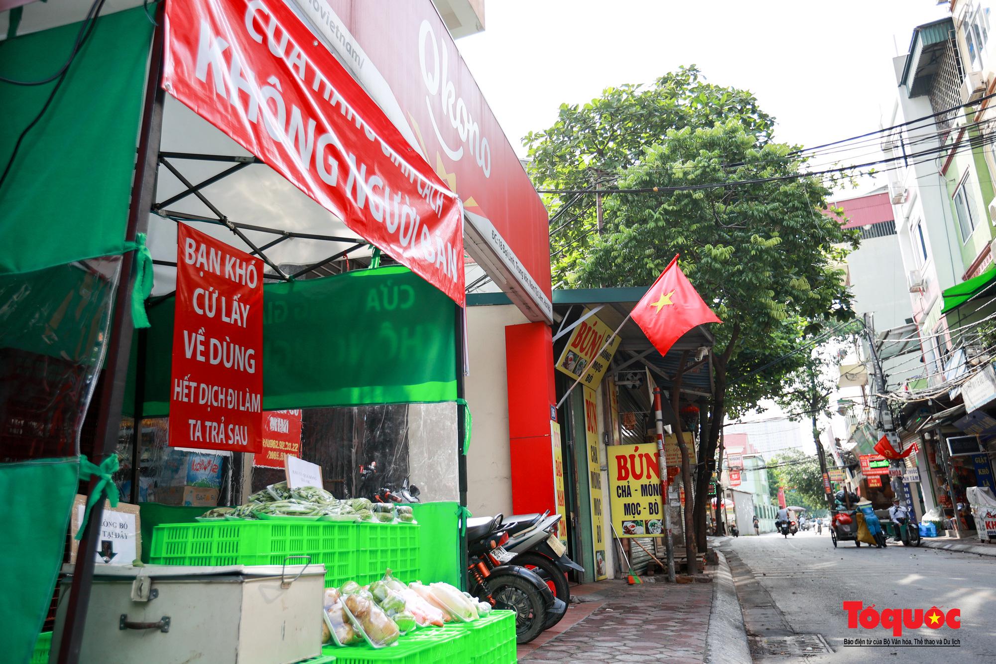 Hà Nội: Cửa hàng thiết yếu không người bán, người mua cũng không cần phải trả tiền ngay - Ảnh 11.