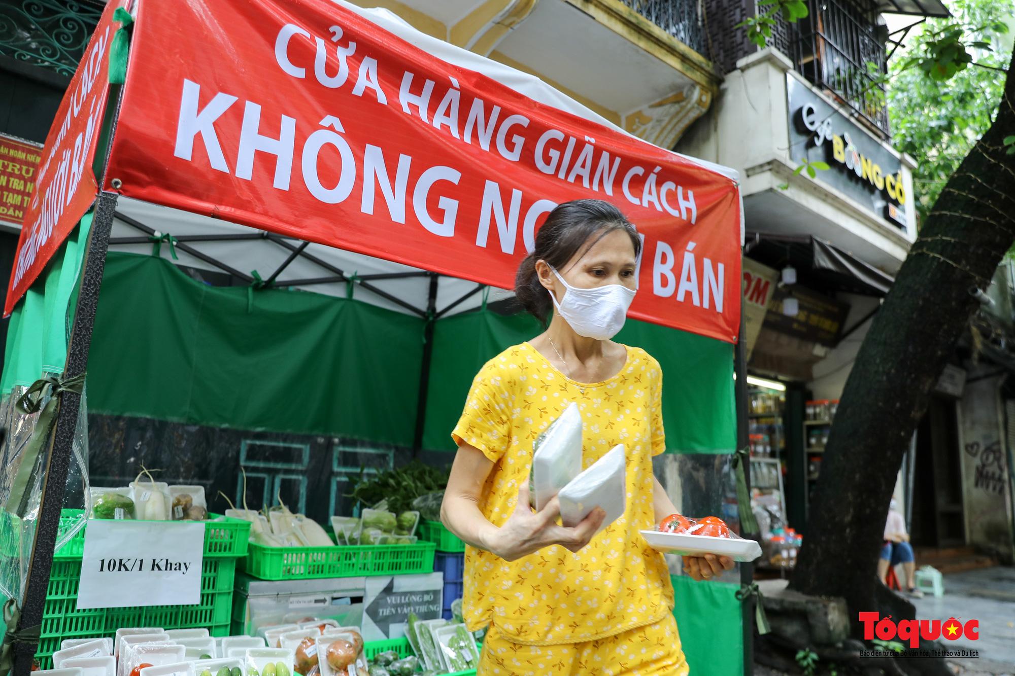 Hà Nội: Cửa hàng thiết yếu không người bán, người mua cũng không cần phải trả tiền ngay - Ảnh 8.