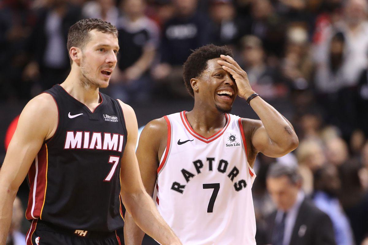 """Đội gì mà vui tính như Miami Heat: Người mong được Goran Dragic """"chúc phúc"""", người đòi hủy diệt đồng đội cũ - Ảnh 1."""