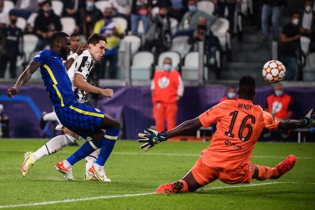 Juventus 1-0 Chelsea: Chín giây đầu hiệp hai giúp Juventus giành trọn ba điểm trên sân nhà - Ảnh 5.