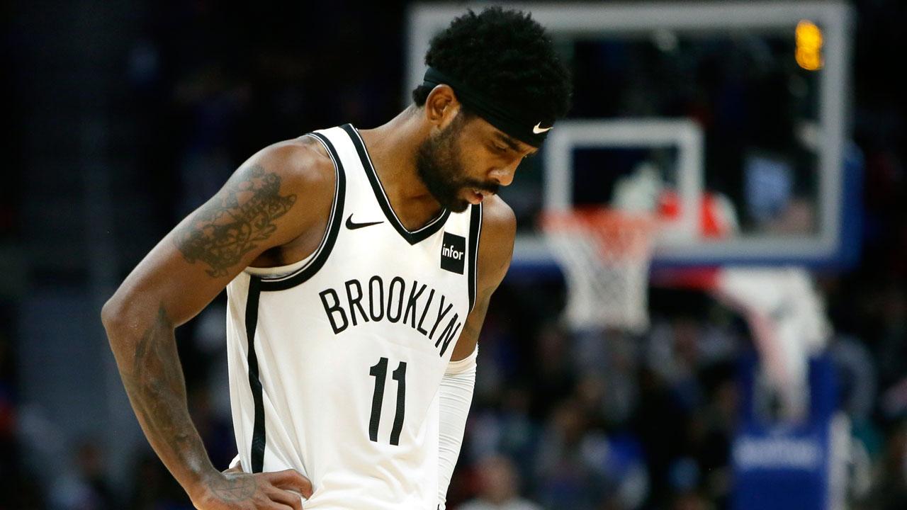 """Phải chăng giá trị của Kyrie Irving trong mắt giới chủ NBA đã """"chạm đáy""""? - Ảnh 4."""