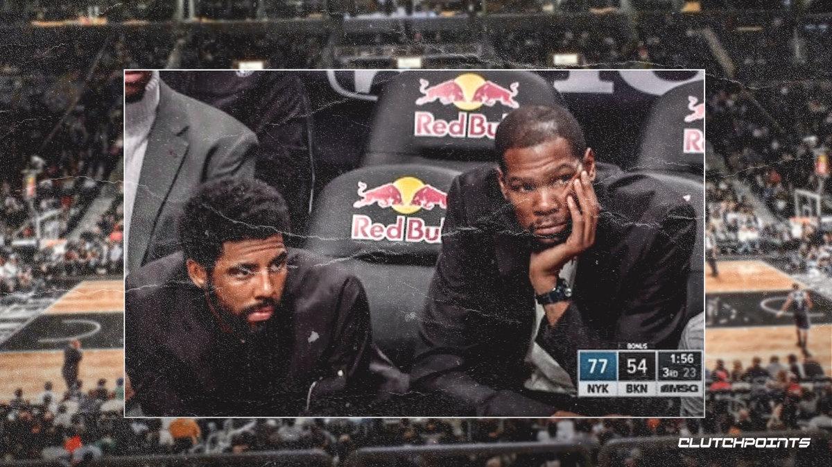 """Phải chăng giá trị của Kyrie Irving trong mắt giới chủ NBA đã """"chạm đáy""""? - Ảnh 2."""