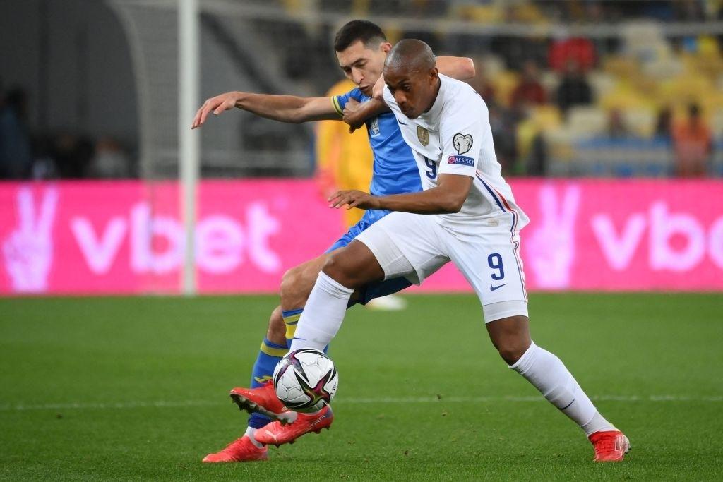 """""""Chân gỗ"""" tỏa sáng, Pháp vẫn để Ukraine cầm hòa 1-1 sau 90 phút - Ảnh 1."""