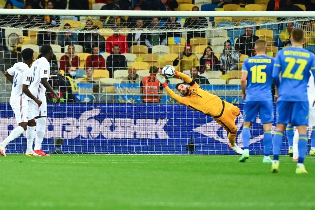"""""""Chân gỗ"""" tỏa sáng, Pháp vẫn để Ukraine cầm hòa 1-1 sau 90 phút - Ảnh 4."""