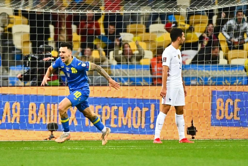 """""""Chân gỗ"""" tỏa sáng, Pháp vẫn để Ukraine cầm hòa 1-1 sau 90 phút - Ảnh 6."""
