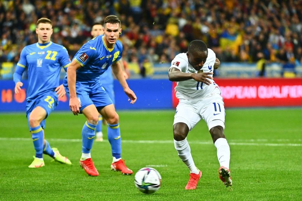"""""""Chân gỗ"""" tỏa sáng, Pháp vẫn để Ukraine cầm hòa 1-1 sau 90 phút - Ảnh 9."""