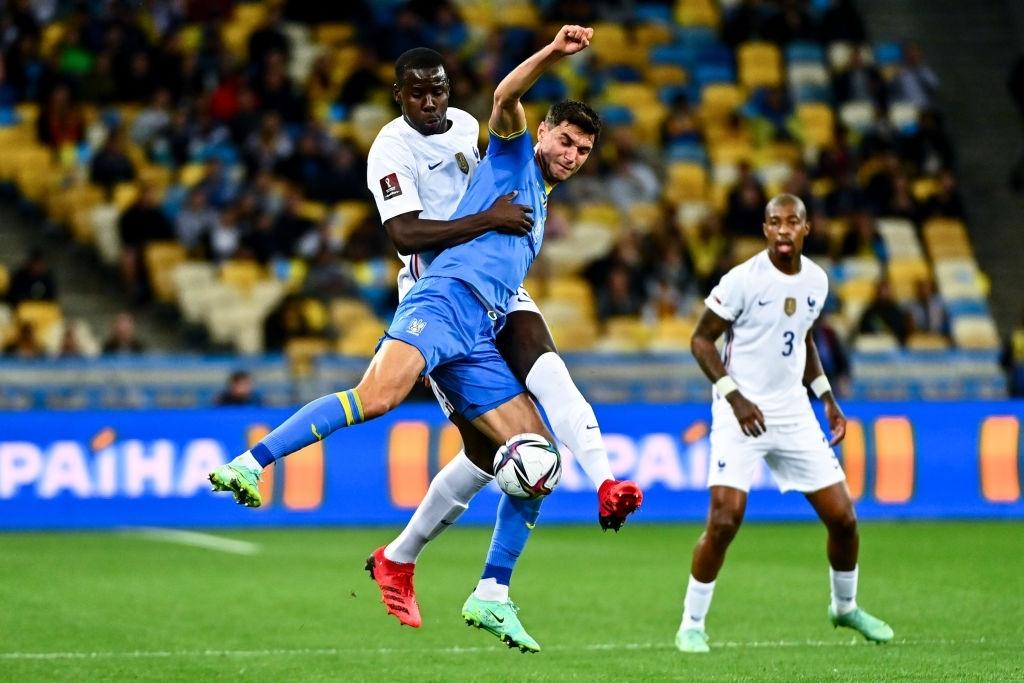 """""""Chân gỗ"""" tỏa sáng, Pháp vẫn để Ukraine cầm hòa 1-1 sau 90 phút - Ảnh 10."""