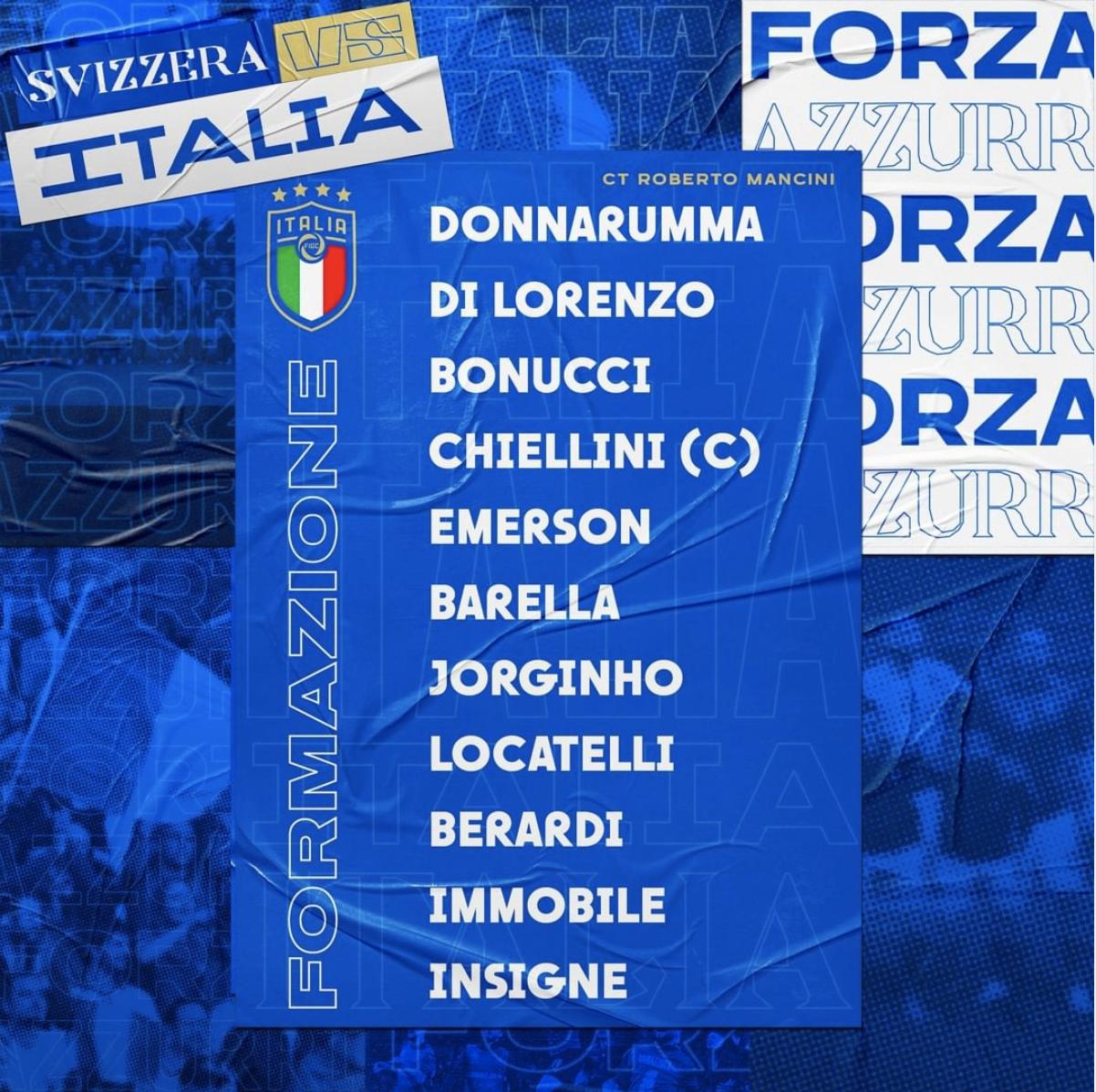 Jorginho đá hỏng 11m, Italia hoà Thuỵ Sĩ trong trận cầu không bàn thắng - Ảnh 12.