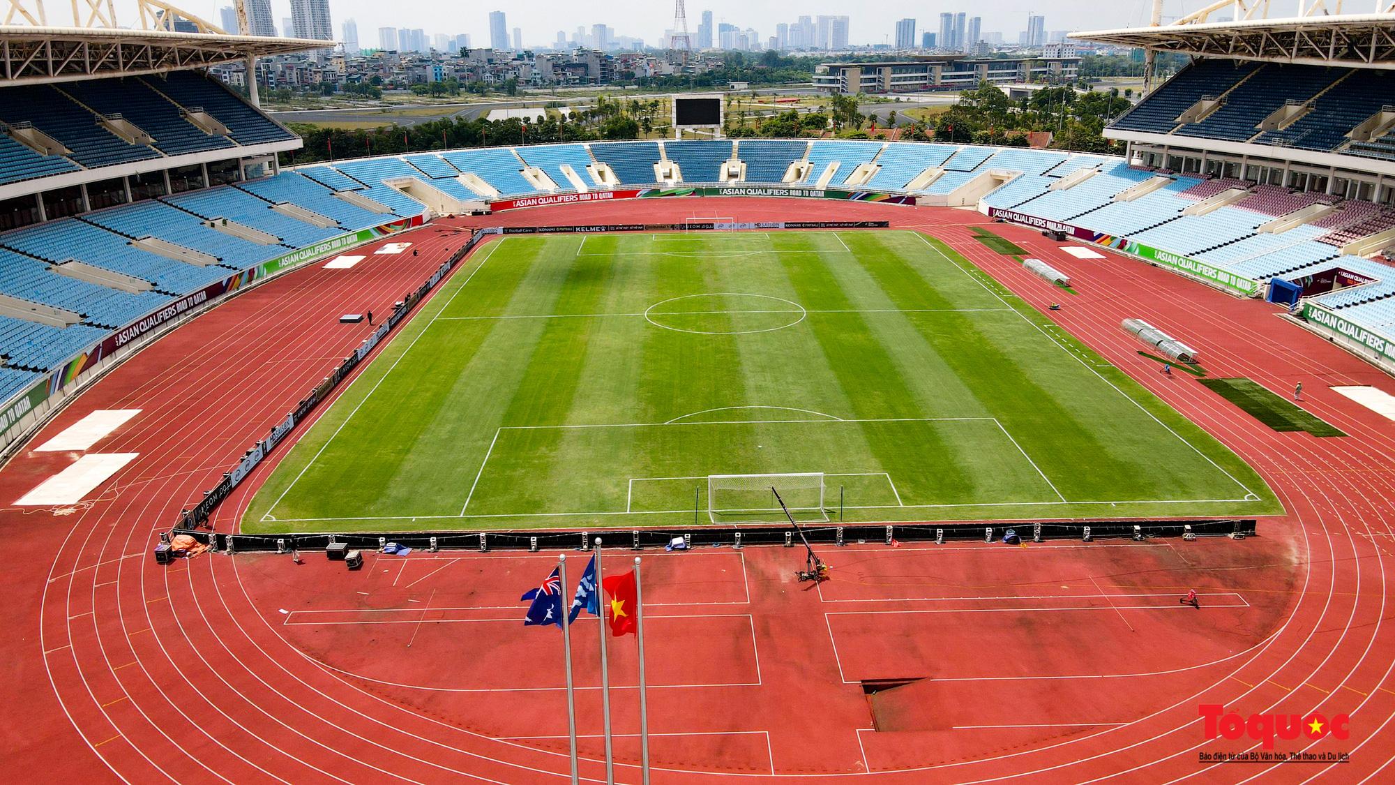 Đảm bảo an toàn tuyệt đối trận đấu giữa đội tuyển Việt Nam và Úc vòng loại thứ 3 World Cup 2022 khu vực châu Á - Ảnh 16.