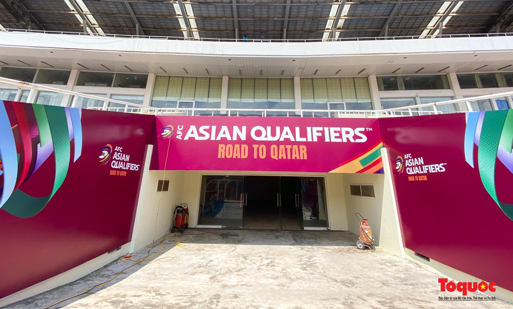 Đảm bảo an toàn tuyệt đối trận đấu giữa đội tuyển Việt Nam và Úc vòng loại thứ 3 World Cup 2022 khu vực châu Á - Ảnh 12.