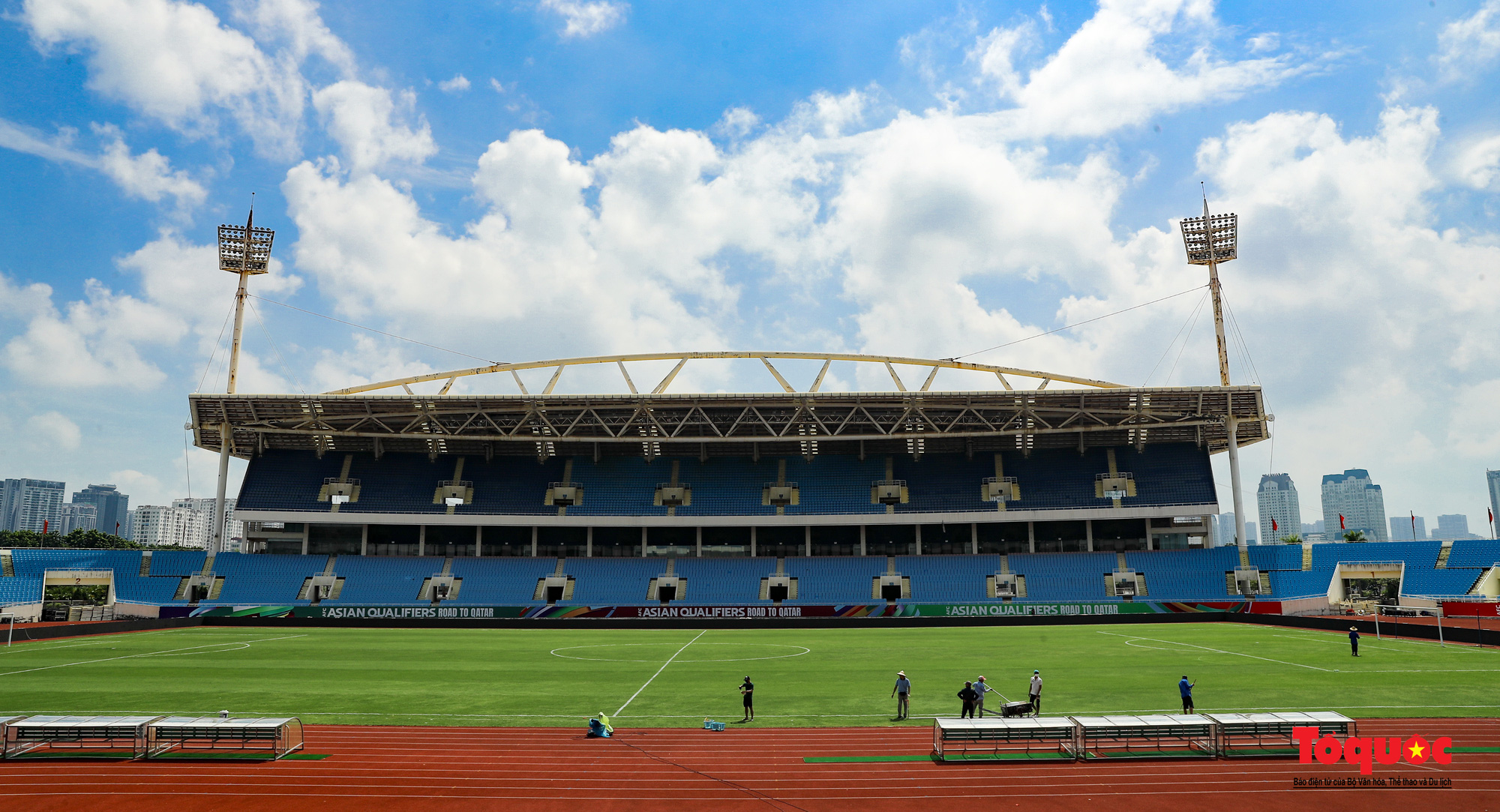 Đảm bảo an toàn tuyệt đối trận đấu giữa đội tuyển Việt Nam và Úc vòng loại thứ 3 World Cup 2022 khu vực châu Á - Ảnh 3.