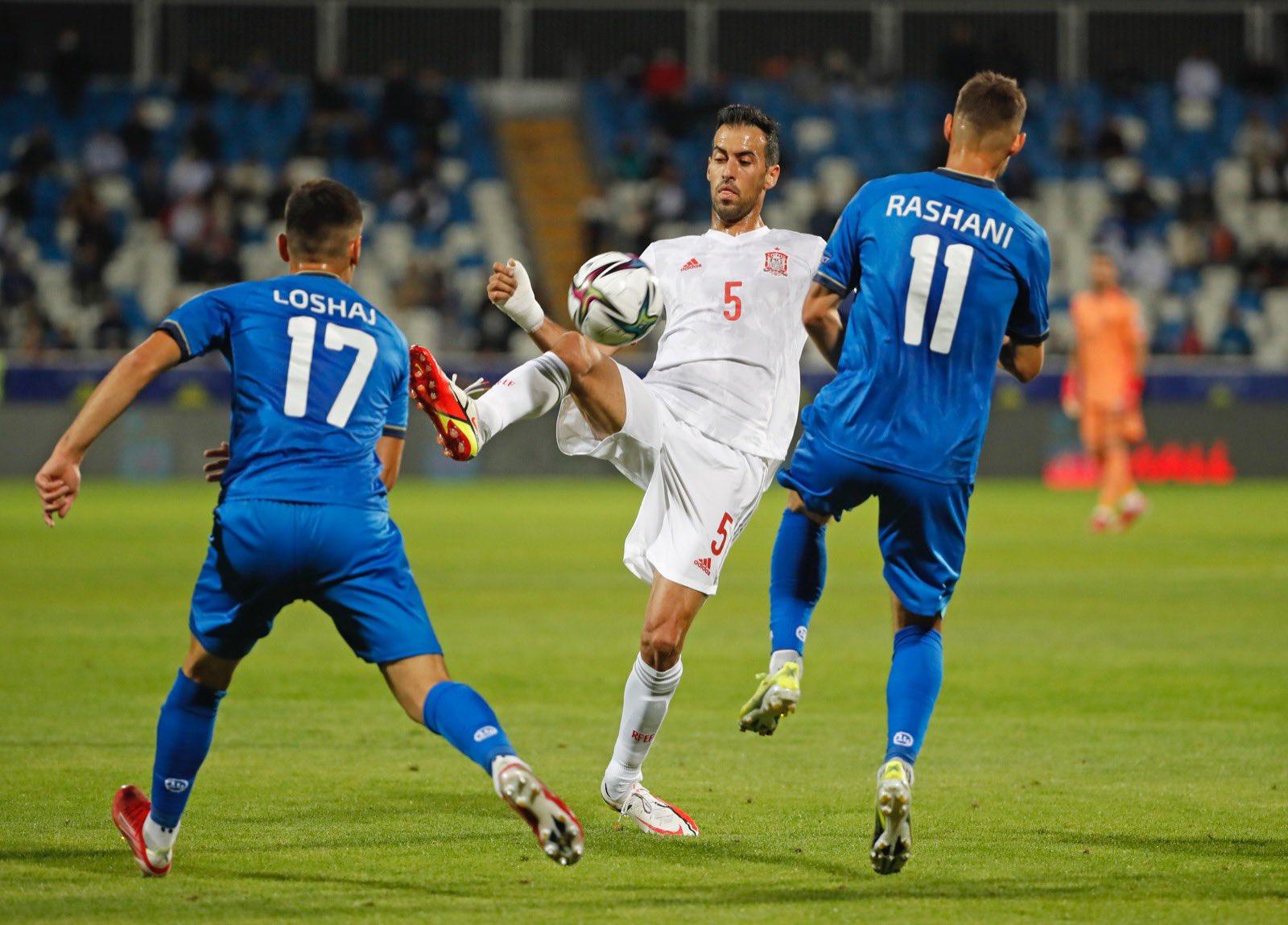 Dàn sao Ngoại hạng Anh tỏa sáng, Tây Ban Nha nhọc nhằn giành 3 điểm trước Kosovo - Ảnh 3.