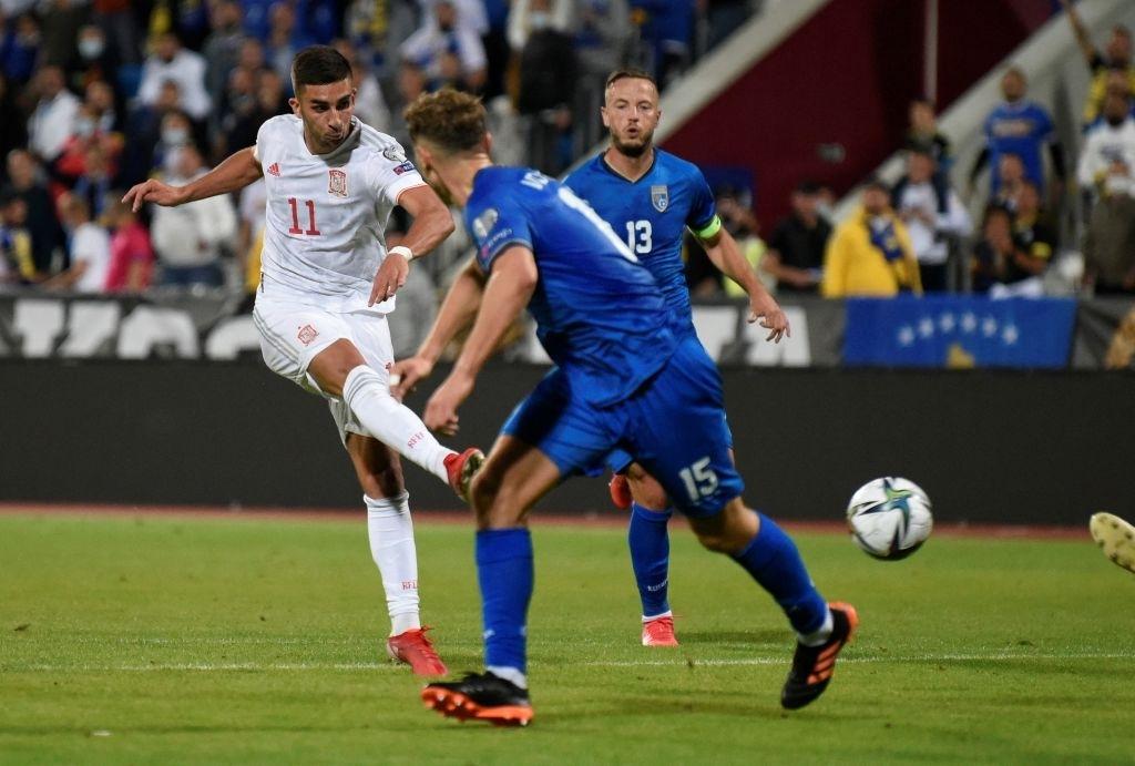 Dàn sao Ngoại hạng Anh tỏa sáng, Tây Ban Nha nhọc nhằn giành 3 điểm trước Kosovo - Ảnh 8.