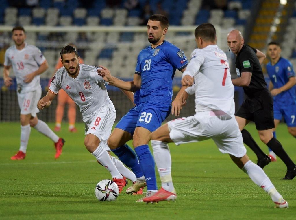 Dàn sao Ngoại hạng Anh tỏa sáng, Tây Ban Nha nhọc nhằn giành 3 điểm trước Kosovo - Ảnh 6.