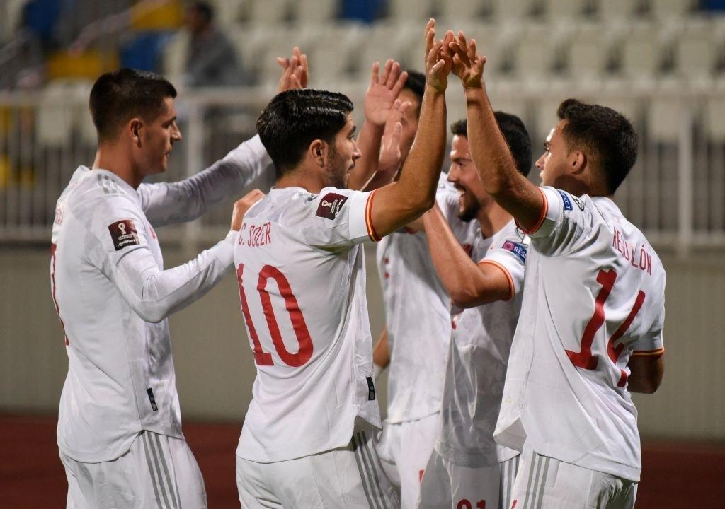 Dàn sao Ngoại hạng Anh tỏa sáng, Tây Ban Nha nhọc nhằn giành 3 điểm trước Kosovo - Ảnh 5.