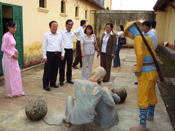 Image result for nhà đày buôn ma thuột