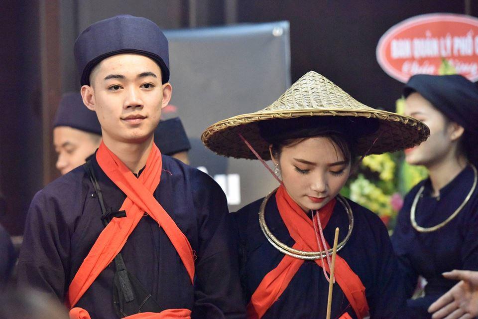 Vietnamese Traditional Wedding Attire