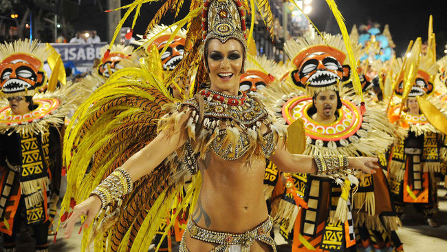 Lễ hội Carnival Brazil 2019 thu hút hàng triệu du khách