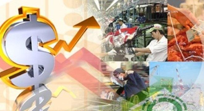 GDP cả nước đã tăng 5,42% trong năm 2013 - không đạt mục đề ra.