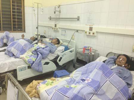6 người chết, nhiều người phải nằm viện cấp cứu sau khi uống loại rượu nếp 29 Hà Nội.