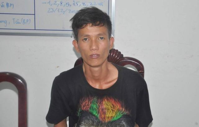 Bắt đối tượng trộm tài sản của du khách trên bãi biển Đà Nẵng - Ảnh 1.