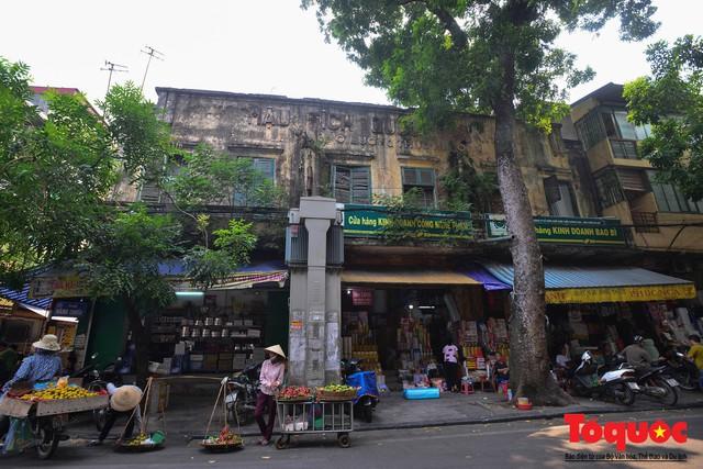Bồi hồi những hình ảnh Hà Nội xưa còn ẩn hiện trong Hà Nội nay - Ảnh 14.