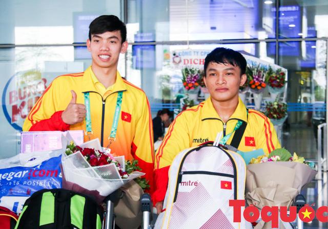 Trưởng đoàn Trần Đức Phấn: Các VĐV Việt Nam đã hoàn thành xuất sắc nhiệm vụ! - Ảnh 1.