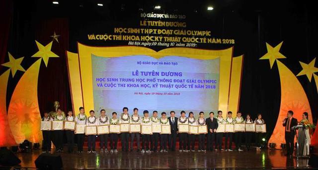 Bí quyết học giỏi của học sinh Olympic cũng không khác học sinh bình thường! - Ảnh 1.