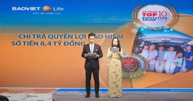 Bảo Việt Nhân thọ chi trả 8,4 tỷ cho khách hàng  - Ảnh 1.