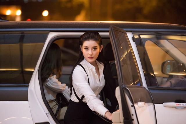 Huyền My tuyên chiến khi anh hùng bàn phím nói Phương Nga may mắn mới lọt top 10  Miss Grand International - Ảnh 1.