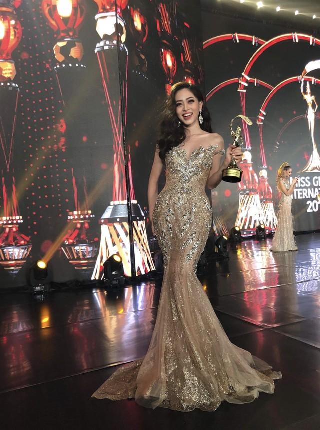 Chuyện bây giờ mới kể của Bùi Phương Nga sau hành trình tại Miss Grand International 2018 - Ảnh 2.