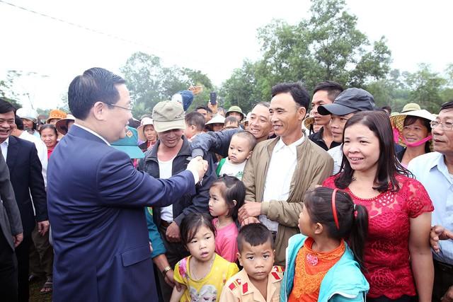 Phó Thủ tướng Vương Đình Huệ  tham dự ngày hội Đại đoàn kết ở Thanh Lương – Nghệ An - Ảnh 2.
