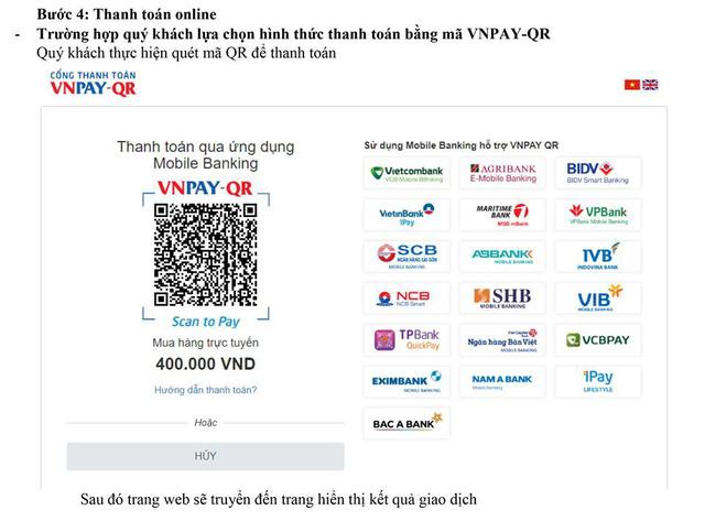 Hướng dẫn chi tiết cách mua vé online trận bán kết đội tuyển Việt Nam - Ảnh 5.