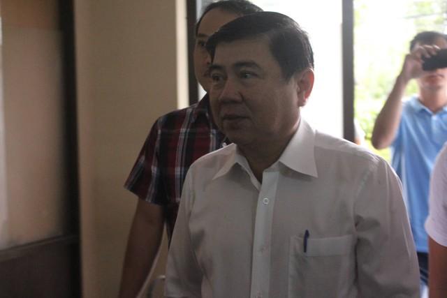 Chủ tịch UBND TP HCM: Xử nghiêm sai phạm ở Thủ Thiêm - Ảnh 4.