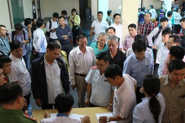Chủ tịch UBND TP HCM: Xử nghiêm sai phạm ở Thủ Thiêm - Ảnh 1.