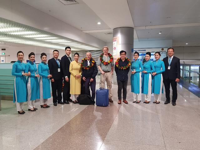 Đón vị khách quốc tế thứ 7 triệu đến TP. Hồ Chí Minh năm 2018 - Ảnh 2.