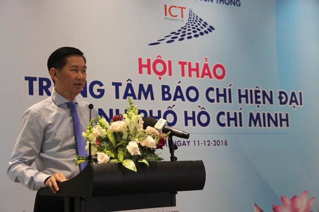 TP HCM chi 34 tỷ xây dựng Trung tâm báo chí hiện đại - Ảnh 2.